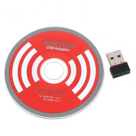 کارت شبکه وایرلس Mini 150 M/b