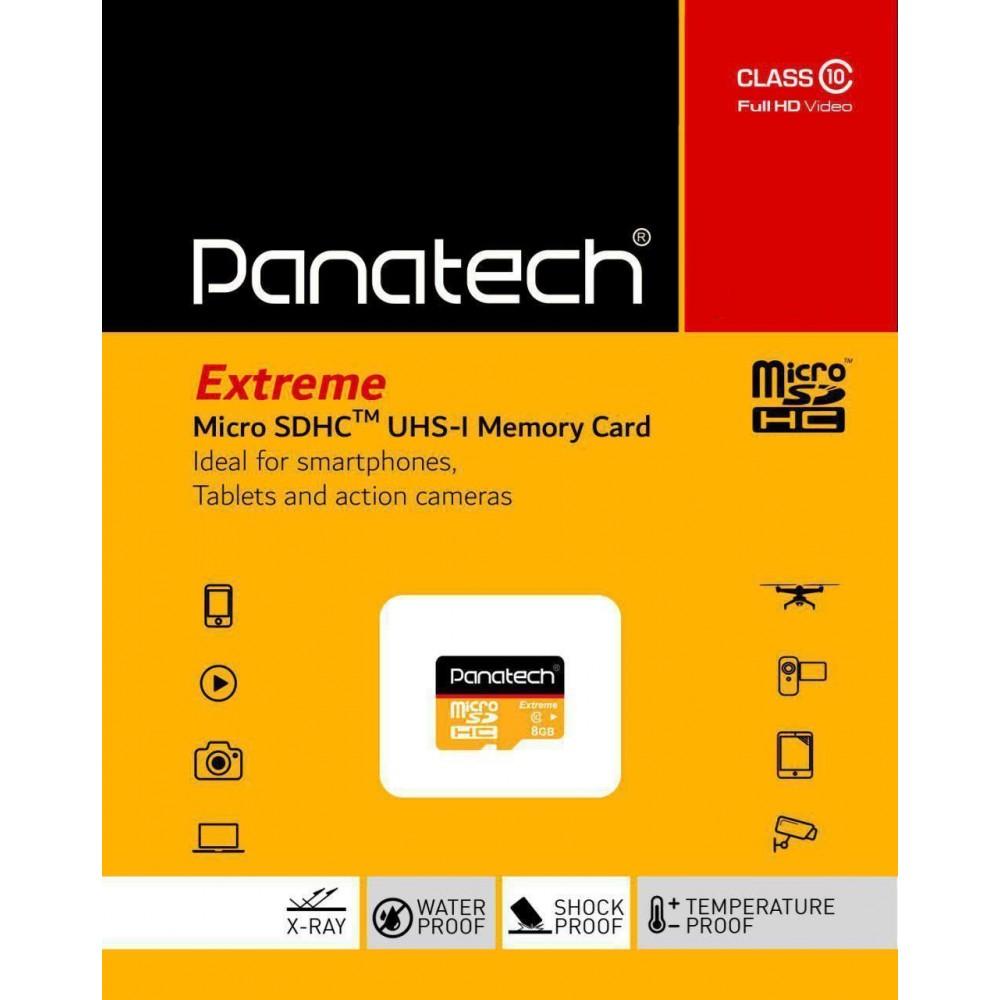 رم میکرو Micro SD Panatech 16G C10 U1