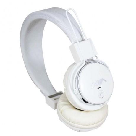 هدفون بی سیم نیا مدل Q8-851S - سفید