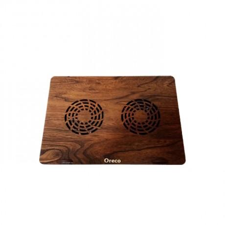 فن خنک کننده لپ تاپ طرح چوب